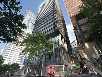 550 Bourke Street Melbourne